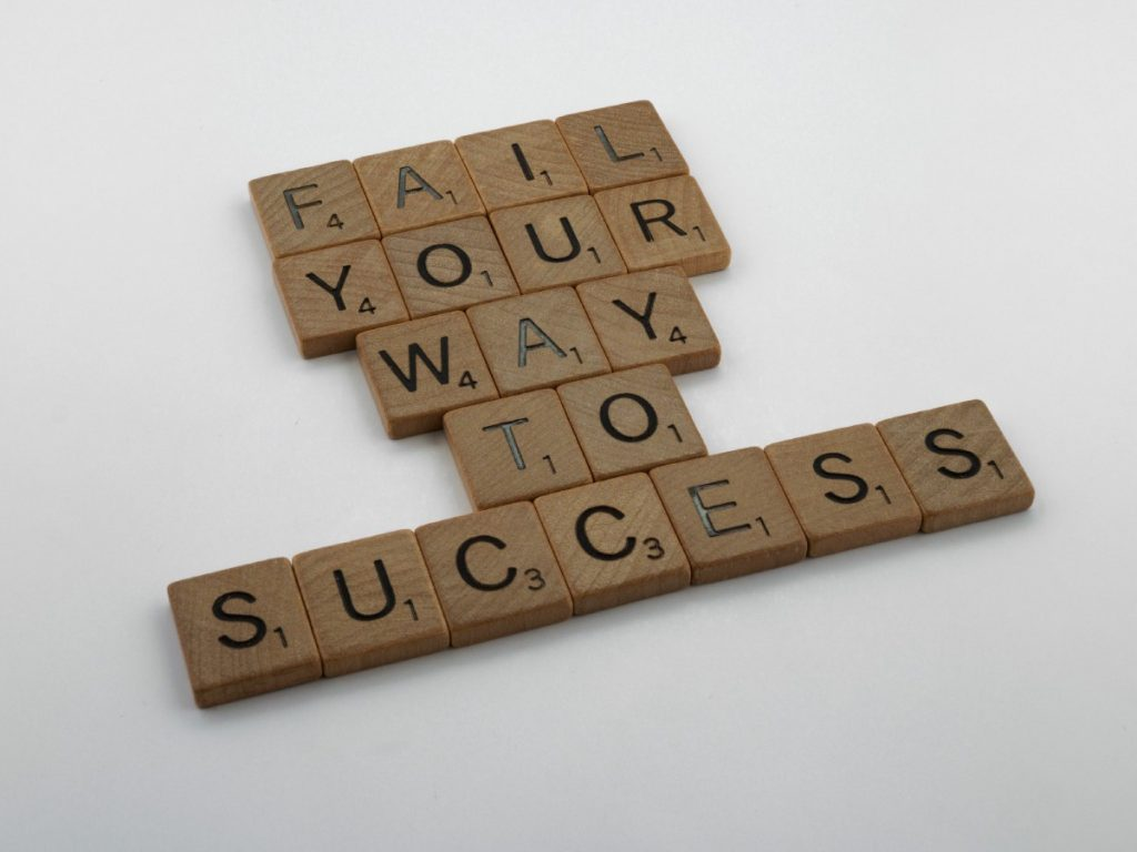 Nail Your Goals AFTER You Failed to HitThem